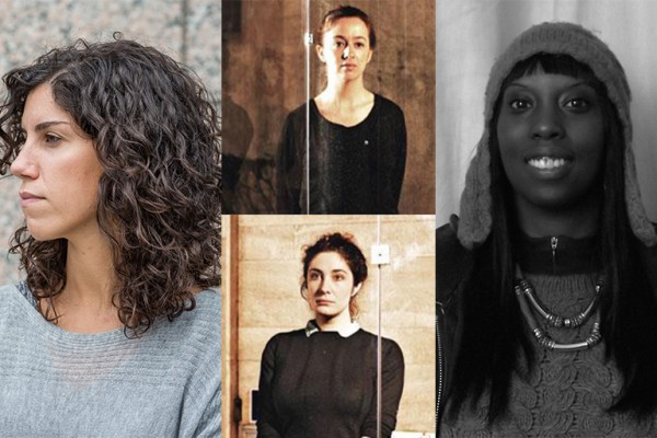 Elena Mazzi, Chloé Maillet & Louise Hervé, Grace Ndiritu - Photos: DR